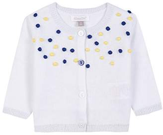 Absorba Baby Girls' Cardigan,(Taille Fabricant: 12M)