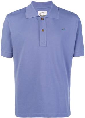 Vivienne Westwood piqué polo shirt