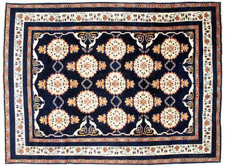 "One Kings Lane Vintage Persian Kashkuli Rug - 8'1"" x 11' - R. Banilivi and Son"