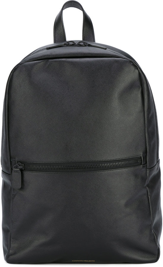 Common Projects Common Projects zip backpack