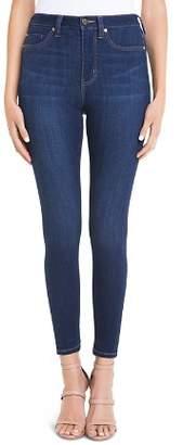 Liverpool Bridget High-Rise Skinny Jeans in Griffith Super Dark