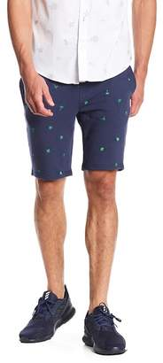 Sovereign Code Vox Palm Tree Embroidery Shorts