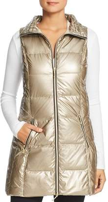 Fillmore Long Down Puffer Vest