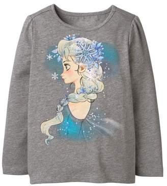 Gymboree Frozen Elsa Tee