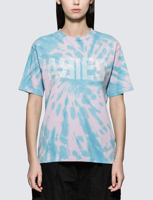 Aries Go Your Own Way Tie Dye Short Sleeve T-shirt