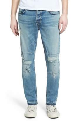 Hudson Jeans Blinder Biker Skinny Fit Jeans