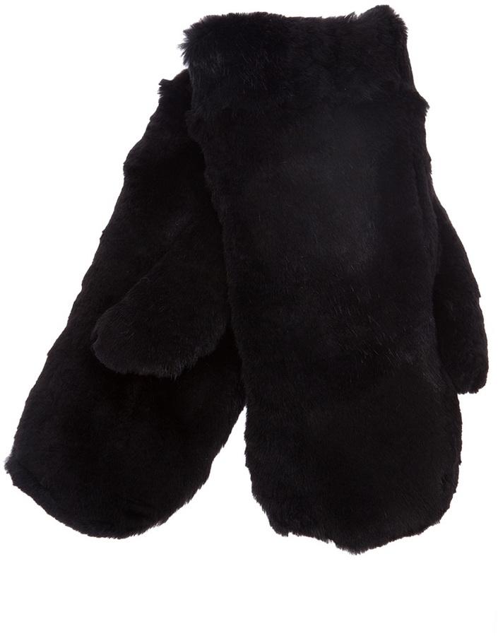 Imoni rabbit mittens