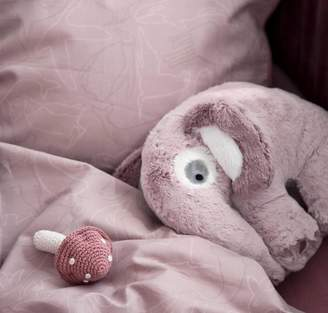 Little Ella James Vintage Rose Pink Plush Elephant Toy