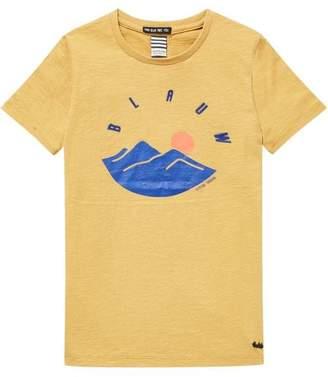 Scotch & Soda Artwork T-Shirt