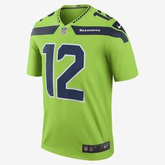 Nike NFL Seattle Seahawks Color Rush Legend (Fan) Men's Football Jersey