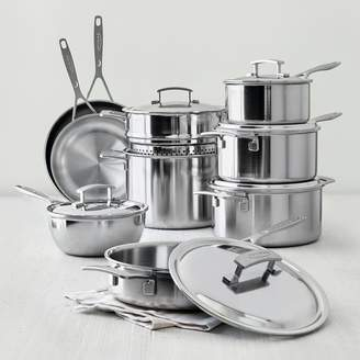 Demeyere Industry5 Thermo 15-Piece Cookware Set