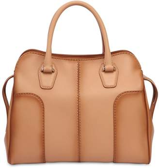 Tod's Small Sella Antiqued Soft Leather Bag