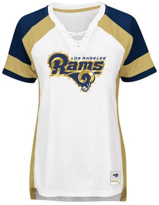 Majestic Women's Los Angeles Rams Draft Me T-Shirt