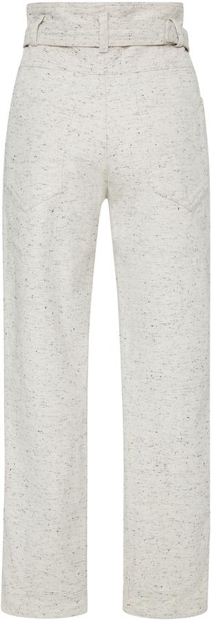 Isabel Marant High-Rise Cotton Pants 5