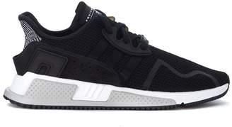 adidas Eqt Cushion Sneaker In Elastic Knit Fabric And Nubuck