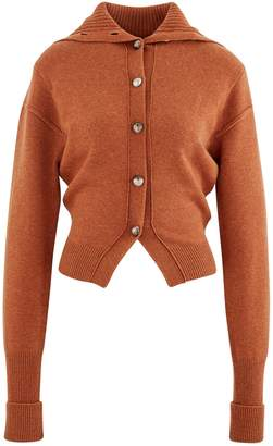 Chloé Wool and cashmere cardigan