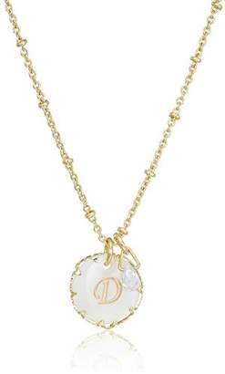 lonna & lilly Gold Toneinitial Pendant Necklace
