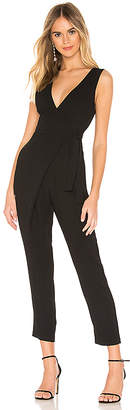 BCBGeneration Wrap Front Jumpsuit