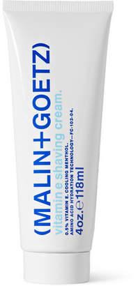 Malin+Goetz Malin + Goetz - Vitamin E Shaving Cream, 118ml - White