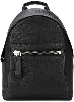 Tom Ford classic leather backpack