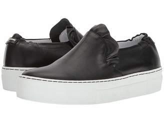 Jil Sander Navy JN30069 Women's Lace up casual Shoes
