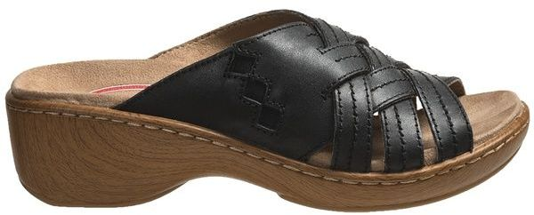 Klogs USA Tropical Platform Sandals - Leather (For Women)