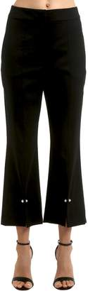 Coliac Auriga Wool Gabardine Pants W/ Piercings