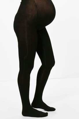 boohoo Maternity 80 Denier Tights