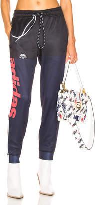 Alexander Wang Adidas By adidas by Photocopy Track Pant in Legend Ink & Scarlet | FWRD