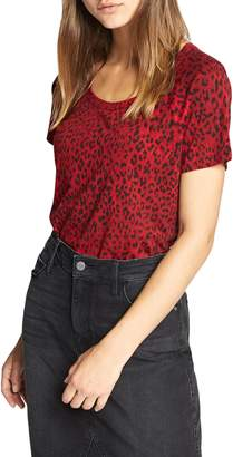 Sanctuary Animal Print Tee