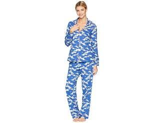 BedHead Classic Notch Collar Pajama Set