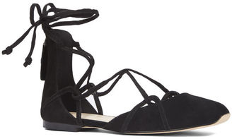 Zoona Ballet Flats $89 thestylecure.com