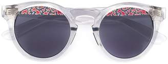 Italia Independent printed lense sunglasses