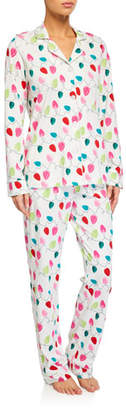 BedHead String of Lights Classic Pajama Set