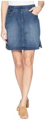 Jag Jeans On The Go Denim Skort in Blue Dive Women's Skort