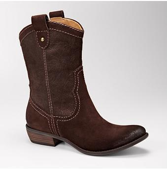 Carley Suede Boot