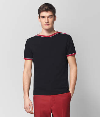 Bottega Veneta NERO COTTON T-SHIRT