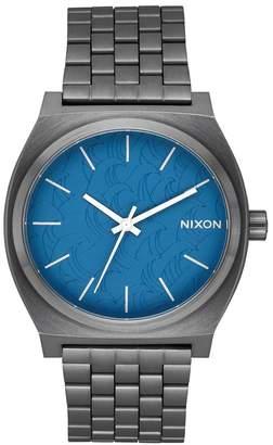 Nixon x Andy Davis The Time Teller Bracelet Watch, 37mm