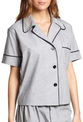 Araks Shelby Cotton Pajama Top