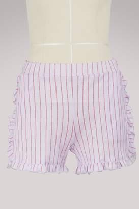 Roseanna Mika cotton shorts