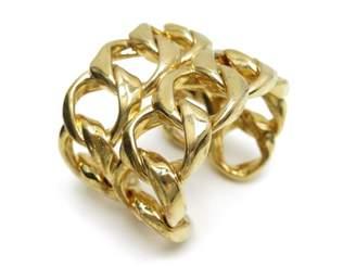 Gold Metal Bracelet
