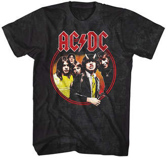 Novelty T-Shirts ACDC Highway To Hell Graphic Tee
