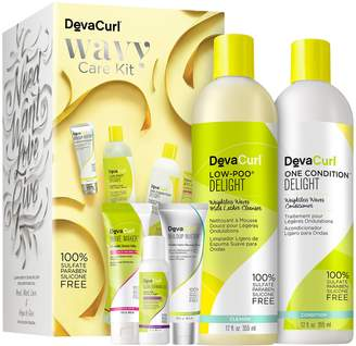 DevaCurl Wavy Care Kit