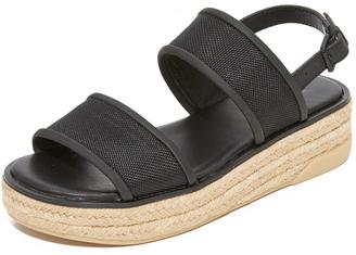 DKNY Shana Slingback Espadrille Sandals $178 thestylecure.com
