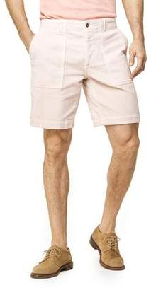 "Todd Snyder 9"" Stretch Italian Corduroy Camp Short in Pink"