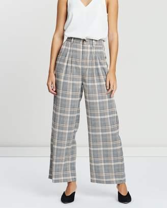 Coupe Wide Leg Pants