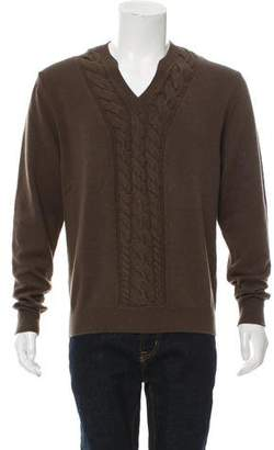 Bottega Veneta Wool & Cashmere-Blend Sweater