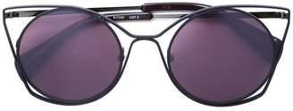 Yohji Yamamoto cat eye sunglasses