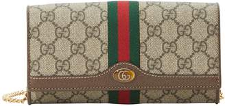 Gucci Ophidia chain wallet
