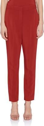 Rosetta Getty Cropped Skinny Trouser